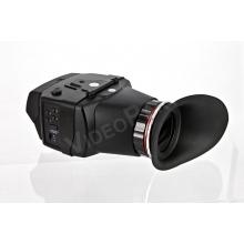 ALPHATRON kamera kereső retina LCD display technológiával