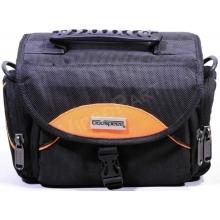 maximális védelem - kamera / pocket fényképezőgép profi hordtáska