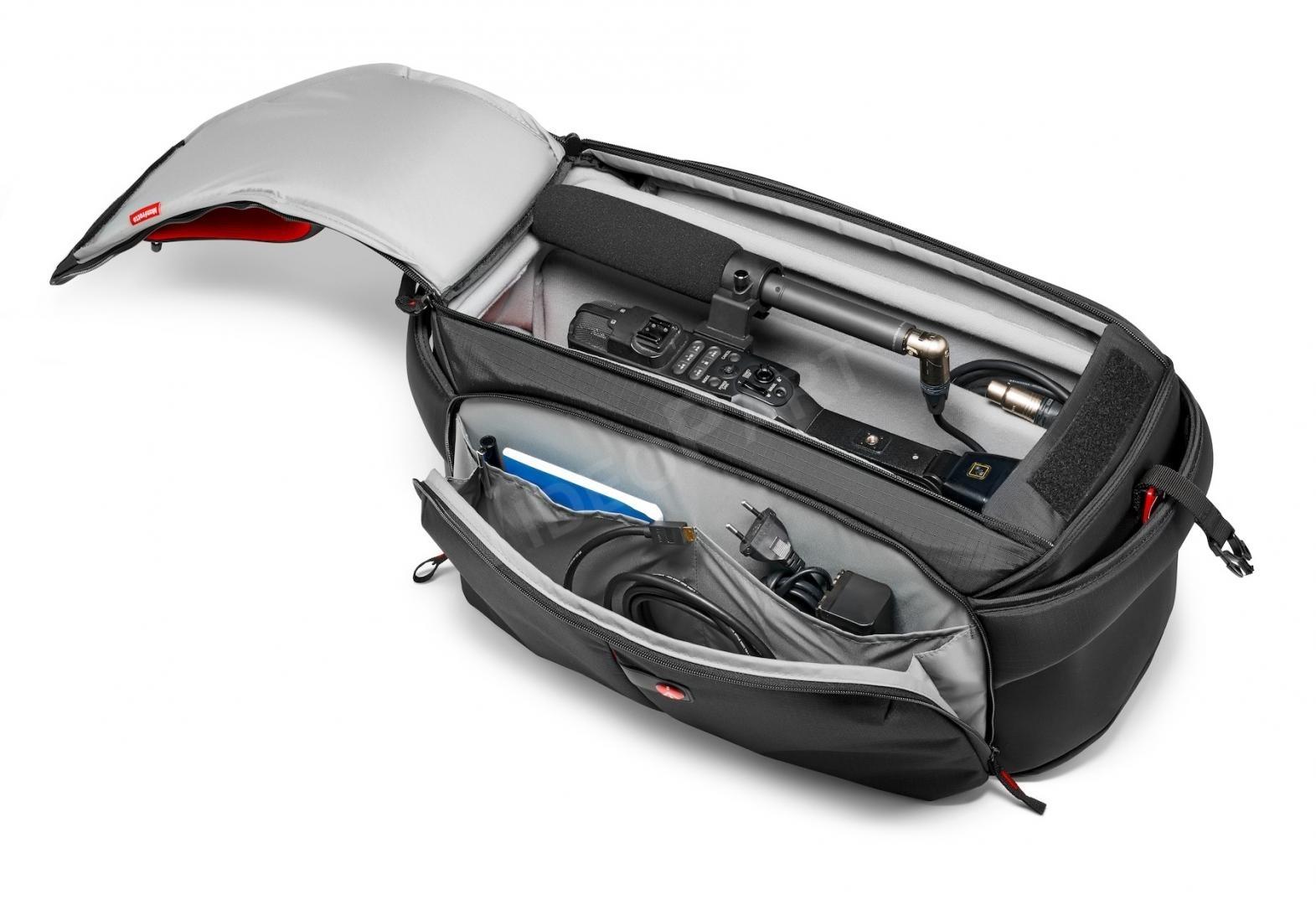 05a3acecbcc0 ... kézikocsizható Pro Light kamera válltáska - vízlepergető, fémkeretes,  ...