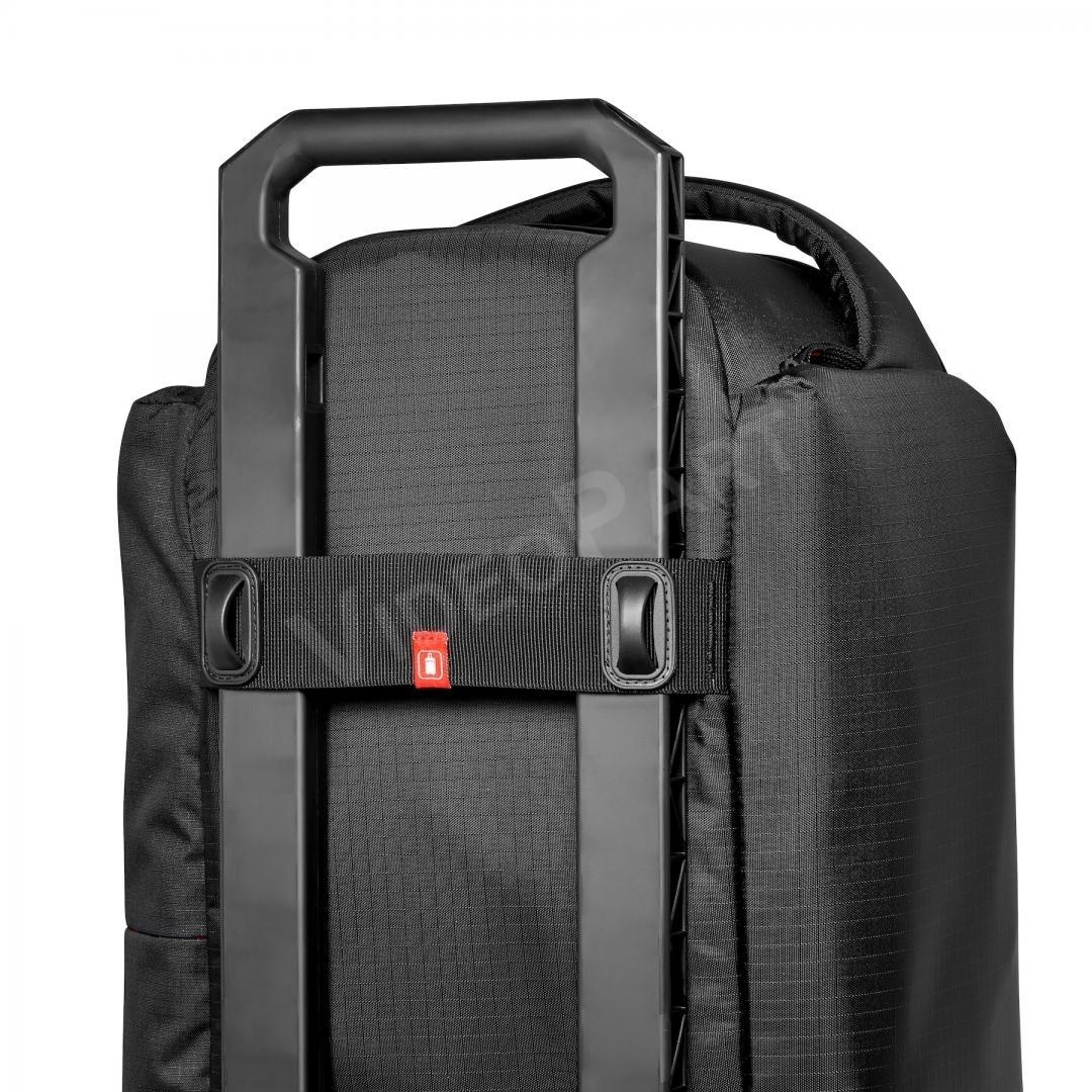 08f330a99dc5 ... kézikocsizható Pro Light kamera válltáska - vízlepergető, fémkeretes,  kézikocsizható
