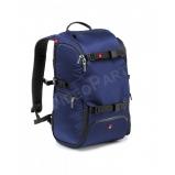 Advanced Travel hátizsák DSLR és laptop számára, kék