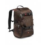 Advanced Travel hátizsák DSLR és laptop számára, barna