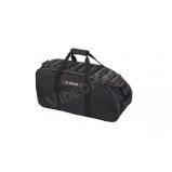 kamera táska, vízálló 1680D gyöngyvászon, 58-60x26x27cm