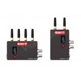 SWIT FLOW500, 3G-SDI / HDMI vezetéknélküli rendszer, 150 méter, OLED, KUWI 5.1-5.9GHz, 1080p