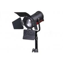 DMX512 60W COB LED reflektor, 1.700-12.0000lx, 2.700K-5.600K, 15°-60° világítási szög