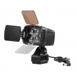 SWIT S-2010P SET LED kamera lámpa szett 1100 lux fényerővel + Panasonic akkumulátor konzol