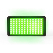 Swit S-2712 12W 320 Lux zsebméret RGBW SMD LED lámpa, CRI 96, TLCI 99