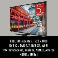 HITACHI 43HAE4252 FULL HD televízió