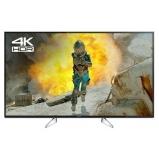 4K Ultra HD,  LED Televízió, 123 cm