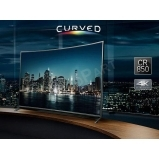 140cm-es prémium 4K Ultra HD 3D/2D ívelt Smart LED TV