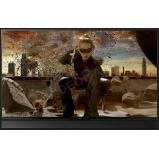 4K ULTRA HD / OLED TV 139 cm