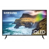 Samsung QE49Q70RATXXH 49'-s 4K, sík Smart QLED TV