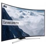 """40"""" UHD 4K Ívelt Smart  televízió"""