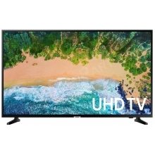 65'-s 4K, sík Smart UHD TV