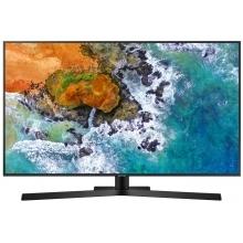65'-s 4K, sík Smart UHD televízió
