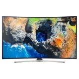 49'-s UHD 4K Ívelt Smart  televízió