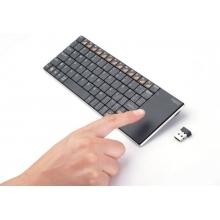 Wireless Billentyű + Tocuhpad