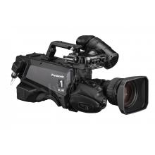Panasonic AK-UC3300GSJ 4K HDR studio kamera, 2x Slo-Motion, motoros ND szűrő