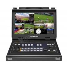 AVMatrix PVS0613 6 csatornás hordozható Multi-Format SDI / HDMI mixer