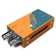 AVMatrix Mini SC1221 HDMI > 3G-SDI Mini konverter tápegységgel