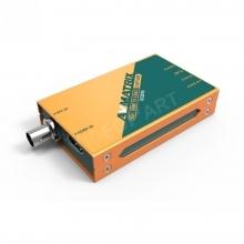 AVMATRIX-UC2018 AVMatrix UC2018 SDI, HDMI > USB3.1 átalakító, capture, Plug and Play - Windows, Linux, MacOS - OBS, Skype, Zoom, Teams, YouTube Live, FaceBook Live