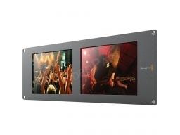 BlackMagic SmartView Duo rack monitor 2x 8