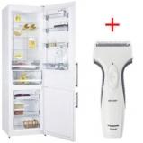 Alulfagyasztós kombinált hűtőszekrény (254/85 literes) - fehér  + AJÁNDÉK villanyborotva 9 990 Ft értékben!
