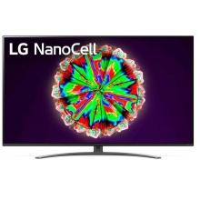 LG 49NANO813 NanoCell Smart LED televízió, 124 cm, 4K Ultra HD, HDR, webOS ThinQ AI TV