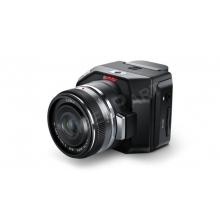 BlackMagic Micro Cinema Camera - digitális filmkamera Super 16-os érzékelővel és 13 blende átfogással MFT optikafoglalattal