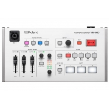 AV streaming mixer - 3x HDMI, 2x XLR, 2x S-RCA, multi-input