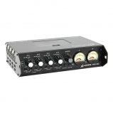 4 bemenetes hordozható mikrofon / vonal hangkeverő USB digitális hang kimenettel