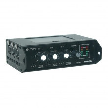 AZDEN FMX-32A, 3 bemenetes hordozható hangkeverő