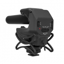 AZDEN SMX-15, kameramikrofon / DSLR mikrofon miniJack csatlakozással