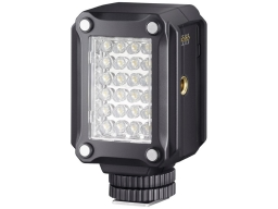 MecaLight LED-160 videolámpa - 160lx, 2x AAA elemmel működik