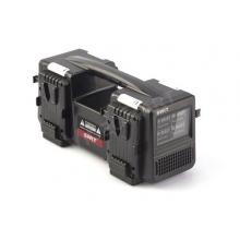 Swit PC-P460S 4x6A szuper gyors V-mount akkumulátor töltő