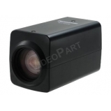 1/4' SD6 CCD zoom box camera