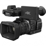 4K UltraHD és FullHD 50p / 60p kamera