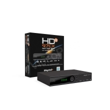 WAYTEQ HD-97CX DVB-T Set Top Box Kártyás
