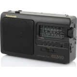 Hordozható  FM/AM/LW/SW  rádió