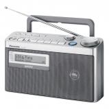 Hordozható rádió RDS funkcióval