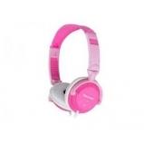 Fejhallgató - rózsaszín