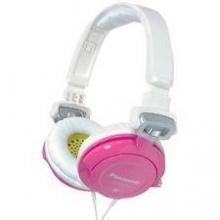 Panasonic fejhallgató,  rózsaszín
