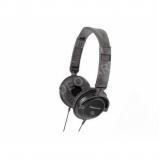 DJ fejhallgató - fekete