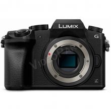 Lumix G - DSLM váz, 4K video-foto - fekete + AJÁNDÉK táska és akkumulátor!
