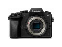 Lumix G - DSLM váz, 4K video-foto - fekete