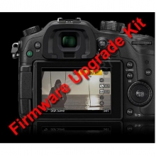 LUMIX GH4 V-Log L funkció Firmware Upgrade Kit