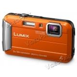 Digitális fényképezőgép - narancs