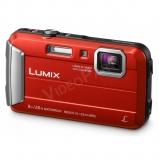 Digitális fényképezőgép - piros