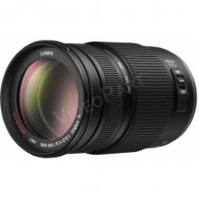 Lumix cserélhető objektív Mikro 4/3-os rendszerű Lumix G Vario objektív; 100-300 mm (35 mm ekv.: 200-600 mm)
