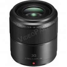 Lumix G fix Macro objektív 30mm